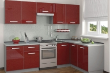Особенности и преимущества угловых кухонь